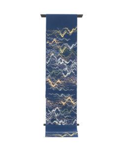 龍村平蔵製 夏袋帯「水衣錦」のメイン画像
