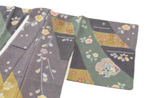 京屋林蔵製 総刺繡訪問着セット(訪問着・袋帯)のサブ1画像