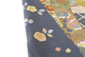 京屋林蔵製 総刺繡訪問着セット(訪問着・袋帯)のサブ3画像