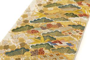 京屋林蔵製 総刺繡訪問着セット(訪問着・袋帯)のサブ7画像