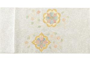 川島織物製 プラチナ箔袋帯のサブ5画像
