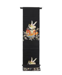 龍村平蔵製 袋帯「千代乃冠錦」のメイン画像