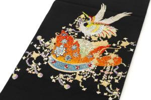 龍村平蔵製 袋帯「千代乃冠錦」のサブ1画像
