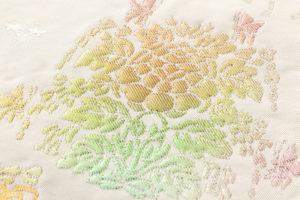 龍村平蔵製 袋帯「羊花堆朱錦」のサブ3画像