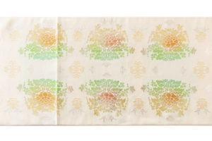 龍村平蔵製 袋帯「羊花堆朱錦」のサブ4画像