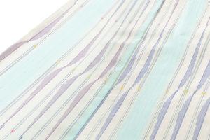 樋口隆司作 湯揉み絹縮地 「風薫る」のサブ4画像