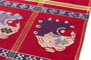 龍村平蔵製 袋帯「甲比丹孔雀」 のサブ2画像