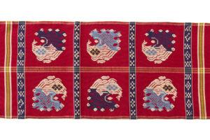 龍村平蔵製 袋帯「甲比丹孔雀」 のサブ4画像