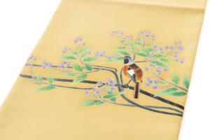 百貫華峰作 本加賀友禅名古屋帯のサブ1画像