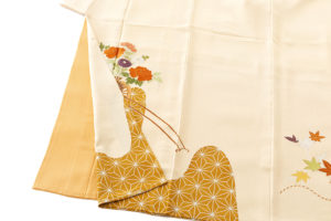 志ま亀製 色留袖のサブ2画像