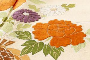 志ま亀製 色留袖のサブ6画像