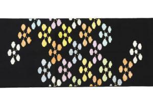 龍村平蔵製 袋帯「絲入利休裂」のサブ4画像