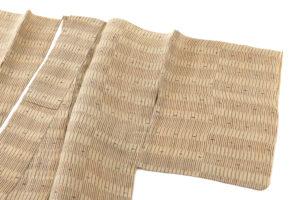 人間国宝 平良敏子作 喜如嘉芭蕉布 着物のサブ1画像