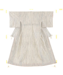 吉岡幸雄作 紬着物のメイン画像