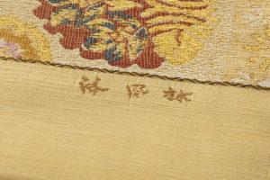 洛風林製 袋帯「楼蘭献上五葉華文」のサブ4画像