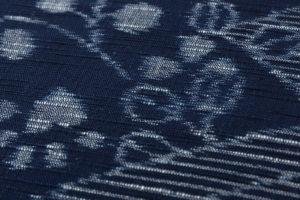 森山絣工房製 久留米絣 着尺のサブ4画像