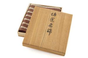 龍村晋製 袋帯「名物鶴ヶ岡間道」 のサブ5画像