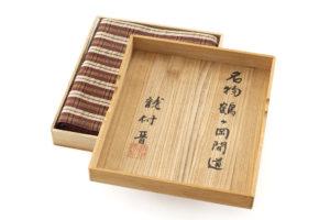 龍村晋製 袋帯「名物鶴ヶ岡間道」 のサブ6画像