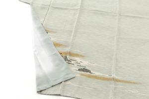 人間国宝 田島比呂子作 色留袖のサブ3画像