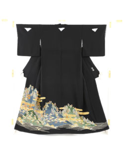東京染繍大彦製 留袖のメイン画像