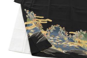 東京染繍大彦製 留袖のサブ2画像