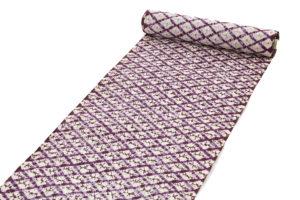 草紫堂製 南部紫根染 紬着尺のサブ1画像