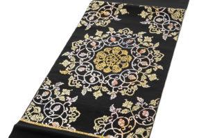 龍村平蔵製 袋帯「御物平脱錦」のサブ1画像