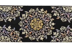 龍村平蔵製 袋帯「御物平脱錦」のサブ5画像
