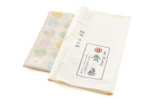 ぎをん齋藤製 袋帯「升目菊」のサブ5画像