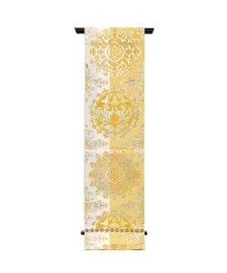 龍村平蔵製 袋帯「天平朱雀錦」のメイン画像