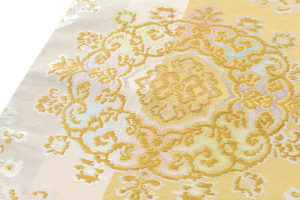 龍村平蔵製 袋帯「天平朱雀錦」のサブ2画像