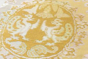 龍村平蔵製 袋帯「天平朱雀錦」のサブ3画像