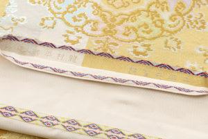 龍村平蔵製 袋帯「天平朱雀錦」のサブ4画像