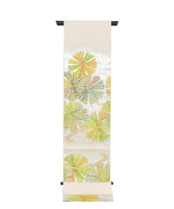 龍村平蔵製 袋帯「神韻寿松図」のメイン画像