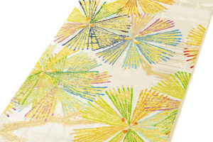 龍村平蔵製 袋帯「神韻寿松図」のサブ1画像