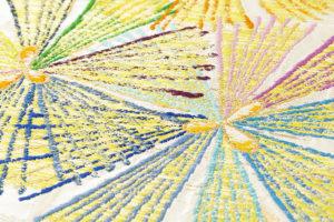 龍村平蔵製 袋帯「神韻寿松図」のサブ2画像