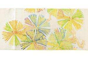 龍村平蔵製 袋帯「神韻寿松図」のサブ4画像