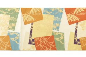 川島織物製 本金箔加良錦袋帯「六歌仙」のサブ5画像