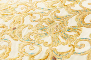 龍村平蔵製 袋帯「國宝花篭文」のサブ3画像