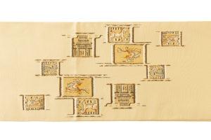 龍村平蔵製 袋帯「漠彫瑞都錦」のサブ5画像