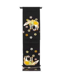 龍村平蔵製 袋帯「若駒錦」のメイン画像