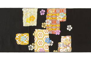 龍村平蔵製 袋帯「若駒錦」のサブ4画像