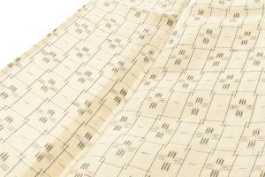 夏久米島紬 着物のサブ4画像