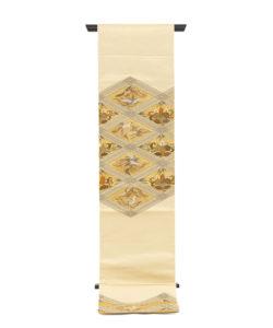 ぎをん齋藤製 袋帯「桐鳳凰文」のメイン画像