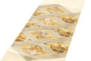 ぎをん齋藤製 袋帯「桐鳳凰文」のサブ1画像