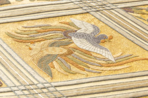 ぎをん齋藤製 袋帯「桐鳳凰文」のサブ3画像