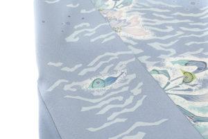 毎田健治作 本加賀友禅訪問着のサブ5画像
