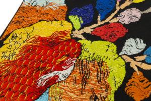 龍村平蔵製 袋帯「桃山桐錦」のサブ2画像