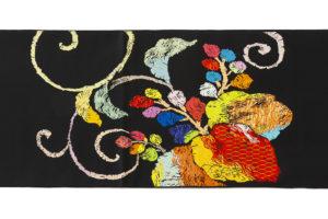 龍村平蔵製 袋帯「桃山桐錦」のサブ4画像