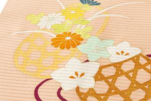 志ま亀製 絽塩瀬名古屋帯のサブ2画像
